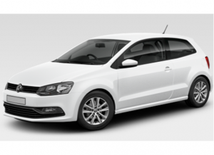 car rental in nice volkswagen Polo