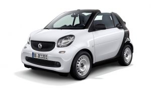 car rental in nice - smart