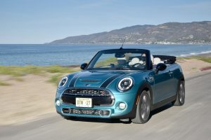 car rental in nice mini cooper